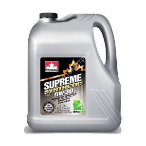 Petro-Canada Supreme Synthetic SAE 5W-30 Синтетическое моторное масло 4 л.