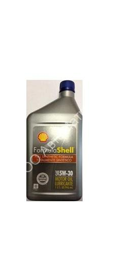 Масло Shell Sae 5W30