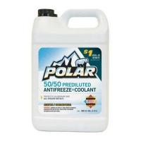 POLAR Antifreeze-Coolant 50/50 Green Standart 1 gal. 3,78 л. PO38AF6P  Антифриз