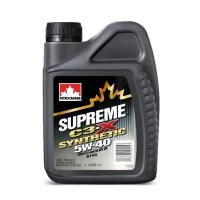 PETRO-CANADA SUPREME C3-X SYNTHETIC 5W-40 Синтетическое моторное масло 1 л.
