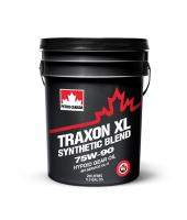 PETRO-CANADA TRAXON XL SYNTHETIC BLEND 75W-90 Трансмиссионное масло 20 л. TRXL759P20