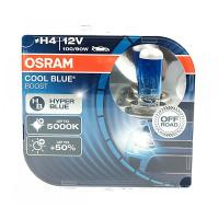 OSRAM 62193CBB-HCB Cool Blue Boost Xenon Look 5000K Комплект ламп H4 100/90W белый спектр