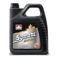 Petro-Canada Synthetic SAE 5W-40 Синтетическое моторное масло 5 л.
